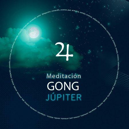 meditacion jupiter gong